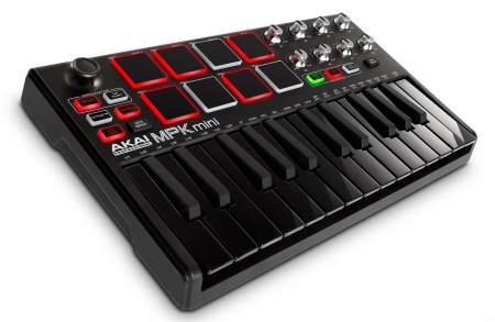 Akai Professional MPK mini MK2 LE Black