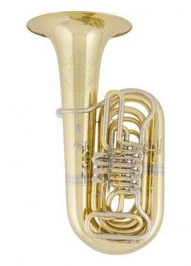 "Cerveny CVBB 686-4B ""Symphonia III"" Bb-Tuba"