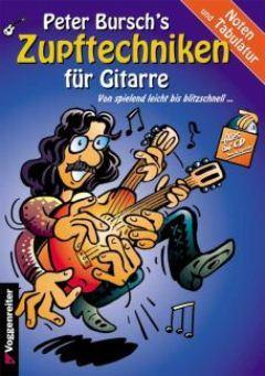 Peter Bursch's Zupftechniken + CD