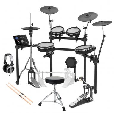 Roland TD-25KV V-Drumset Komplett SET inkl. MDS-9SC Drumrack