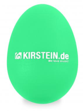 Kirstein ES-10G Egg Shaker Grün Medium-Heavy