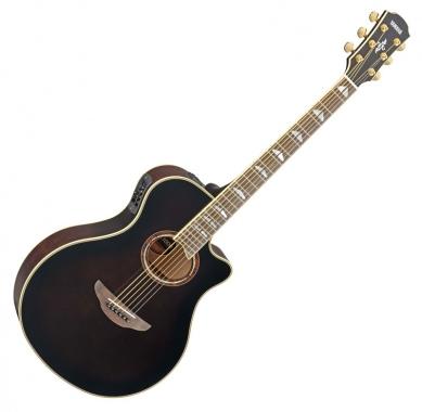 Yamaha APX 1000 MBL Westerngitarre, Mocha Black