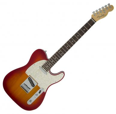 Fender American Elite Tele Ash RW ACB
