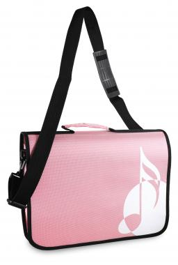 Classic Cantabile Music Bag Pink