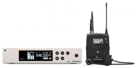 Sennheiser EW 100 G4-ME4 Lavalier-Funkset E-Band