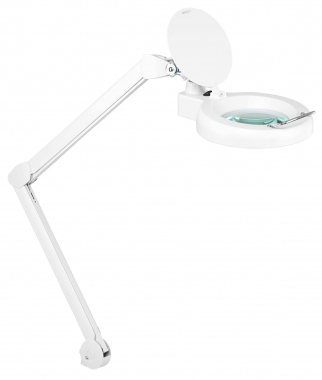 Showlite LL-6085 D LED Magnifying Lamp 60 x SMD LED 8W 5 Diopters