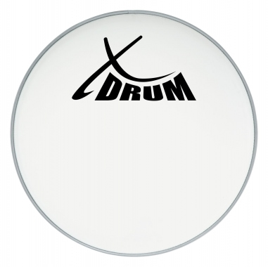 XDrum Coated Kick Drum Head 22""