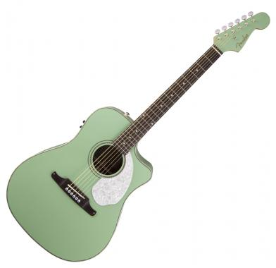Fender Sonoran SCE Surf Green