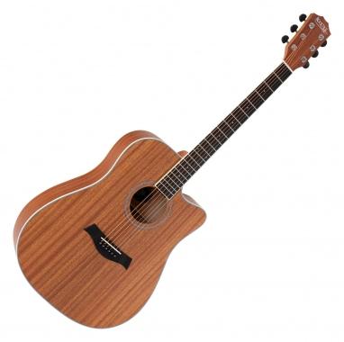 Rocktile WSDN-410S guitare western sapele