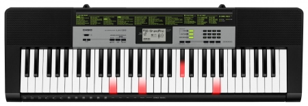 Casio LK-135 Leuchttasten Keyboard
