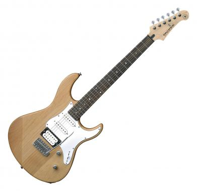 Yamaha Pacifica 112V E-Gitarre (Yellow Natural Satin)