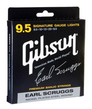 Gibson Earl Scruggs Signature Light Banjo