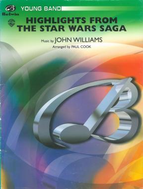 Highlights from the Star Wars Saga - Mängelexemplar