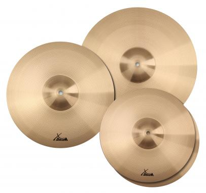 XDrum Eco Basic set de cymbales