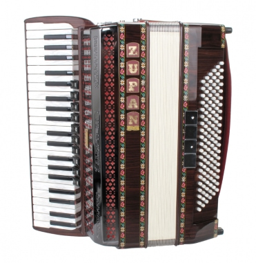 Zupan Alpe IV EA 120 / M cassotto accordion Rosewood