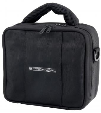 Pronomic RB-Flex recorder and microphone bag