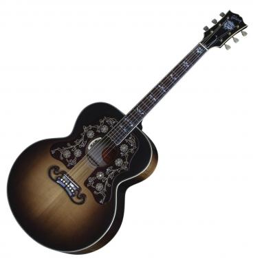 Gibson Bob Dylan SJ-200 Players Edition 2017 VS  - Retoure (Zustand: sehr gut)