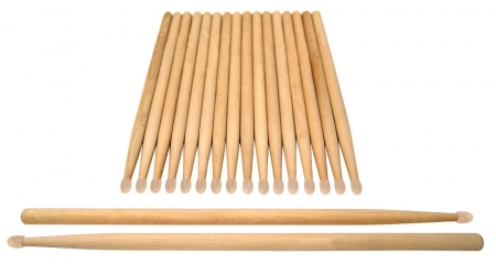 XDrum Drumsticks Classic 5B Nylon Paquet de 10