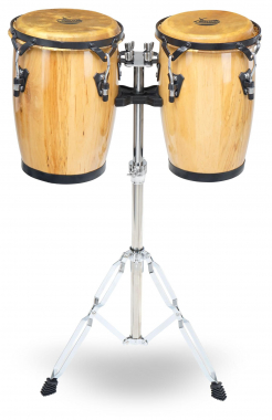 XDrum Eco Conga Set Eco 22.9 to 25.4 cm (9 to 10 Inches)