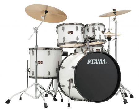 Tama IP52KH6N-BGSW Imperialstar Drumkit Sugar White