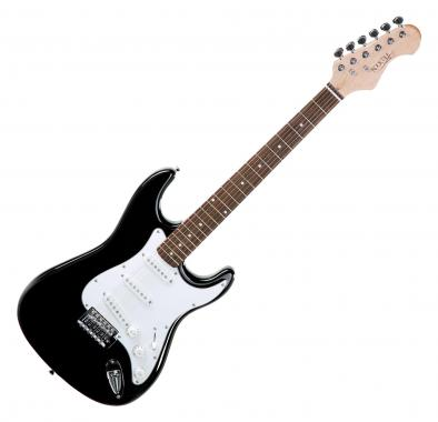 Rocktile Sphere Classic Electric Guitar Black