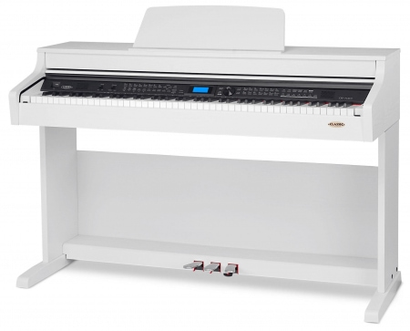 Classic Cantabile DP-A 410 WM digital piano white matte