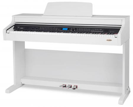 Piano eléctrico blanco mate Classic Cantabile DP-A 410 WM