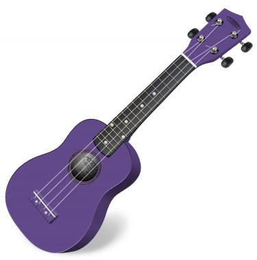 Classic Cantabile US-100 VT Soprano Ukulele Violet