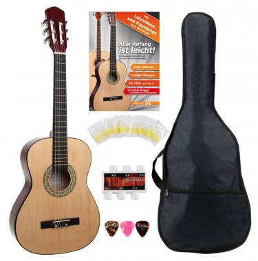 Classic Cantabile Acoustic Series AS-851 3/4 concertgitaar beginnerset