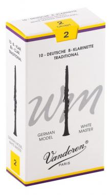 Vandoren 10er Pack Bb-Klarinette (2) WM