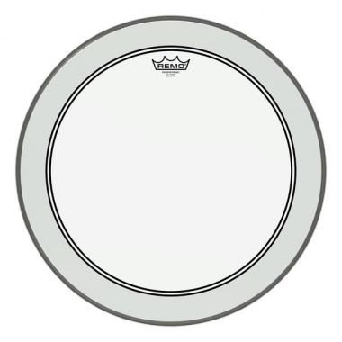 "Remo 22"" Powerstroke 3 Clear Bass Drum"