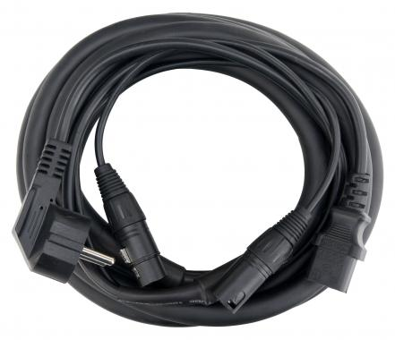 Pronomic Stage EUIECX-6 Hybrid Power Cable XLR Audio 6 m