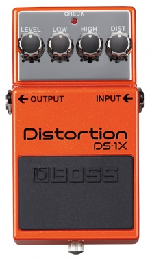 Boss DS-1X Distortion mit MDP Technologie