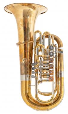 Lechgold FT-15/6R tuba en Fa non laqué