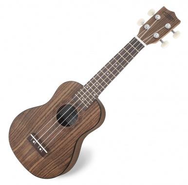 Classic Cantabile ukulele (noix)