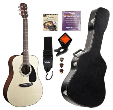 Fender CD-60 Pack N Natural inkl. Koffer