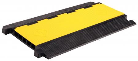 Pronomic Protector 5-90L V2 Kabelbrücke 5-Kammer mit Steckverbindung  - Retoure (Verpackungsschaden)
