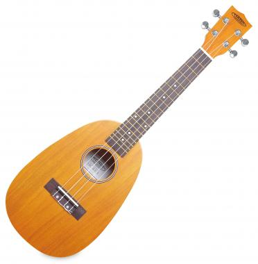 "Classic Cantabile UC-240P NAT 24"" Concert Ukulele Pineapple"