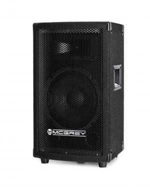 McGrey TP-8 DJ and Partybox 300 W