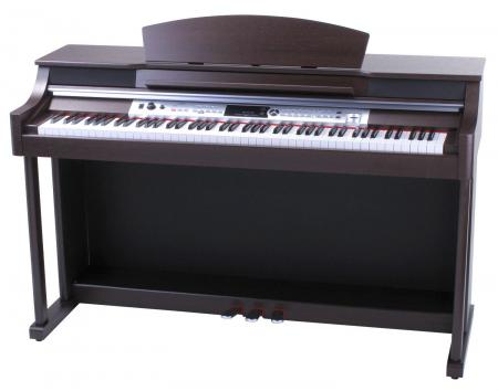 Classic Cantabile DP-60 Digitalpiano Rosenholz