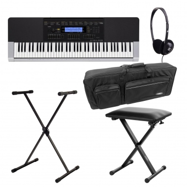 Casio WK-240 Keyboard Deluxe SET