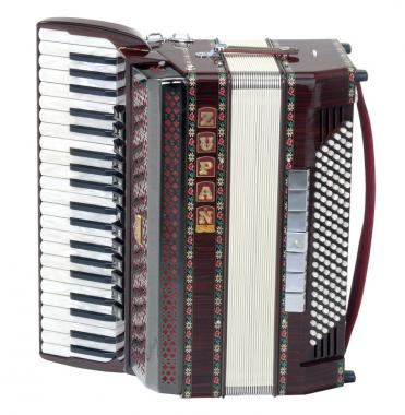 Zupan Alpe V 120 EA/MHR Accordion (Palisander)