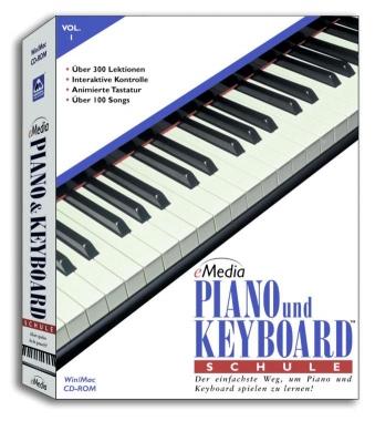 eMedia Keyboard und Klavierschule, Vol. 1