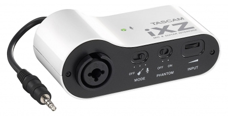 Tascam iXZ preamplificatore per Apple
