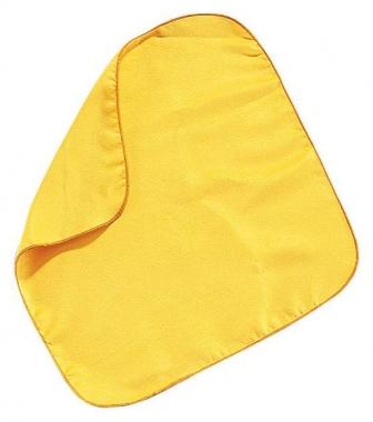 Kirstein Microfasertuch gelb