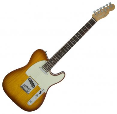 Fender American Elite Tele Ash RW TBS