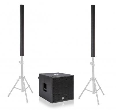 HD PL16/P18-Basis Multi DSP Aktivsystem