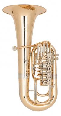 "Miraphone F-481C ""481 Elektra"" Tuba lackiert"