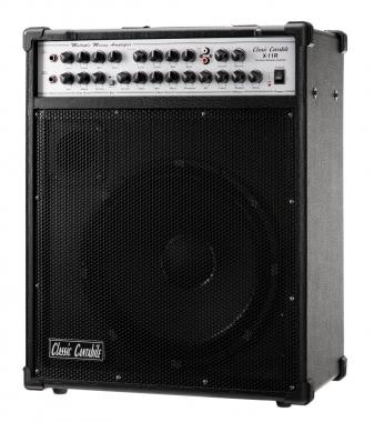 Amplificatore Chitarra Basso Voce MP3 Player a 5 canali -Classic Cantabile X-11R