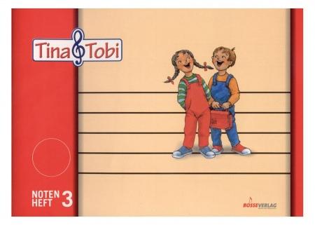 Tina und Tobi Notenheft Nr.3